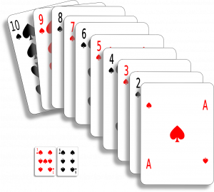 Cards deck